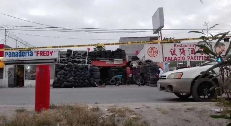 Ejecutan a una mujer dentro una llantera | El Imparcial de Oaxaca