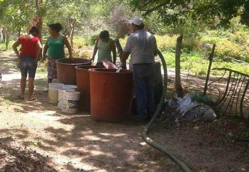 En el Istmo abastecen de agua a  más de 10 mil hogares | El Imparcial de Oaxaca