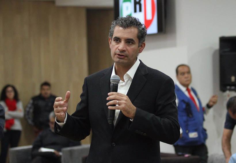 Candidato presidencial del PRI será 'honesto y con prestigio': Ochoa Reza | El Imparcial de Oaxaca