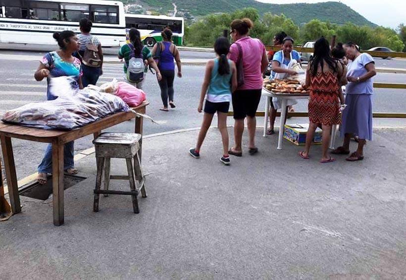Crece el comercio informal en el Istmo | El Imparcial de Oaxaca