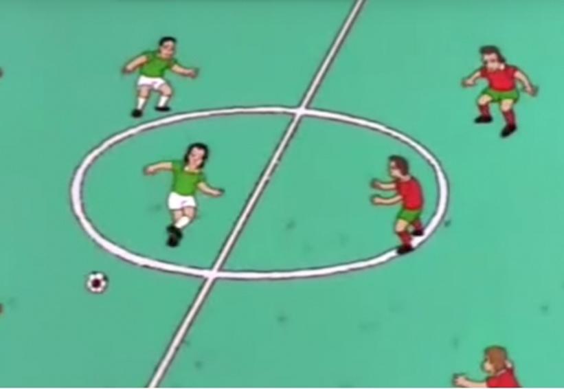 VIDEO: Los Simpsons profetizan aburrido empate entre México y Portugal | El Imparcial de Oaxaca