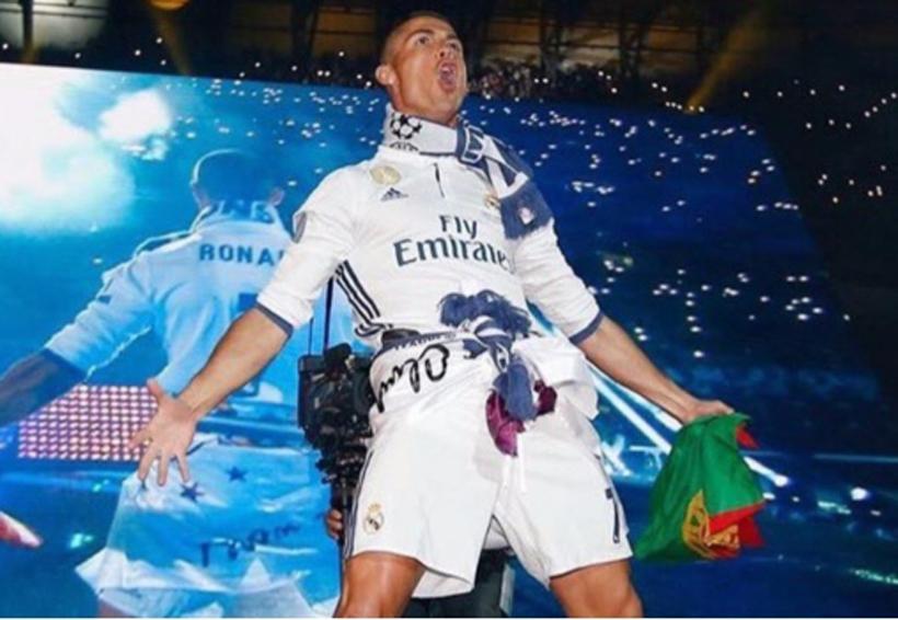 Cristiano Ronaldo será la portada del FIFA 18   El Imparcial de Oaxaca
