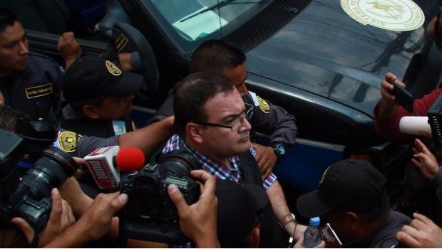 Guatemala recibe petición formal para extraditar a Javier Duarte | El Imparcial de Oaxaca