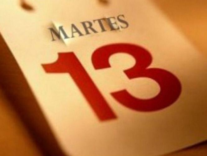 La superstición alrededor del 'martes 13' | El Imparcial de Oaxaca