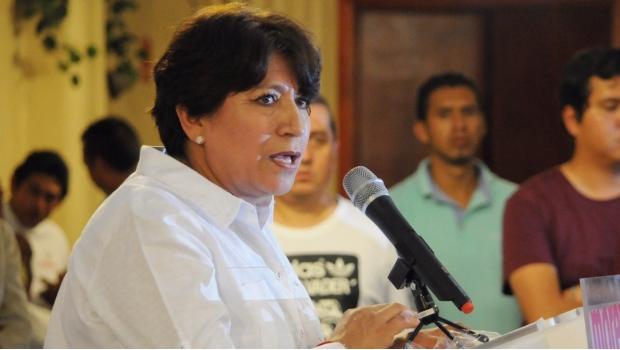 Multa TEEM a Delfina Gómez por actos anticipados de campaña | El Imparcial de Oaxaca