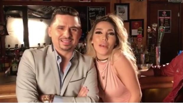 Frida Sofía será parte de un video de Larry Hernández | El Imparcial de Oaxaca