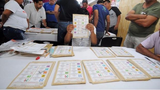 Realiza IEEM simulacro de conteo rápido… y se les cae el sistema | El Imparcial de Oaxaca
