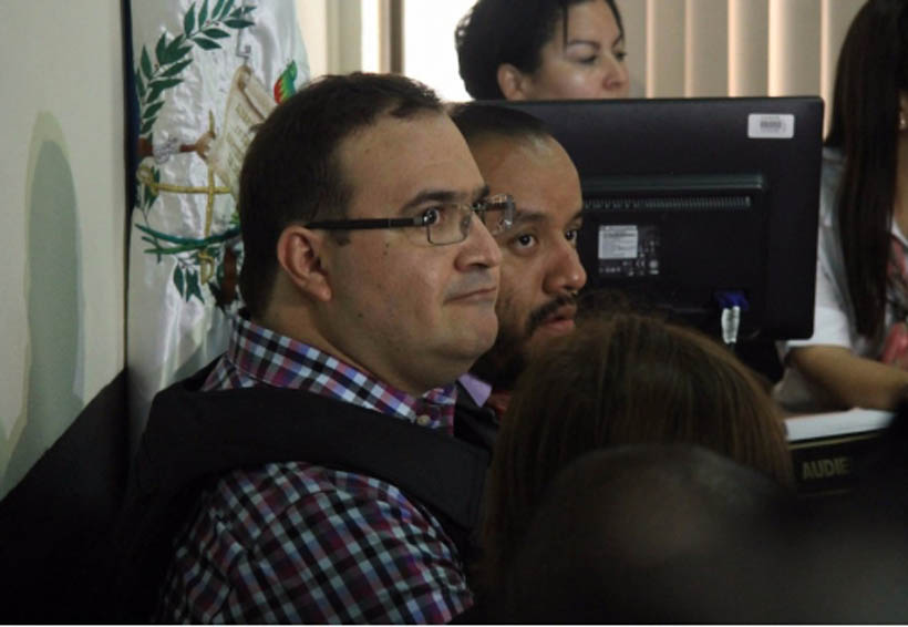 El 4 de julio se definirá extradición de Javier Duarte   El Imparcial de Oaxaca