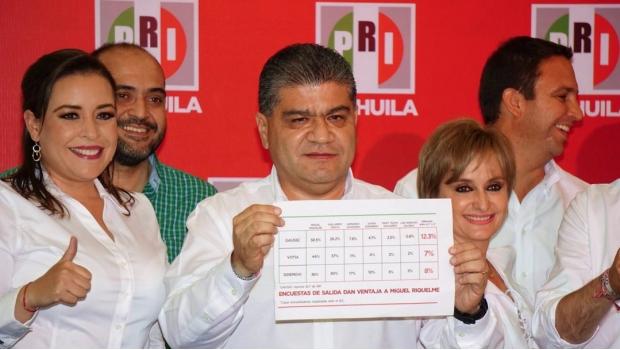 Cómputo final de actas en Coahuila da triunfo a Miguel Riquelme del PRI   El Imparcial de Oaxaca