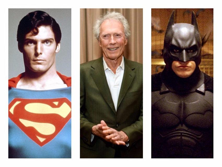 Clint Eastwood pudo ser Superman y Batman | El Imparcial de Oaxaca