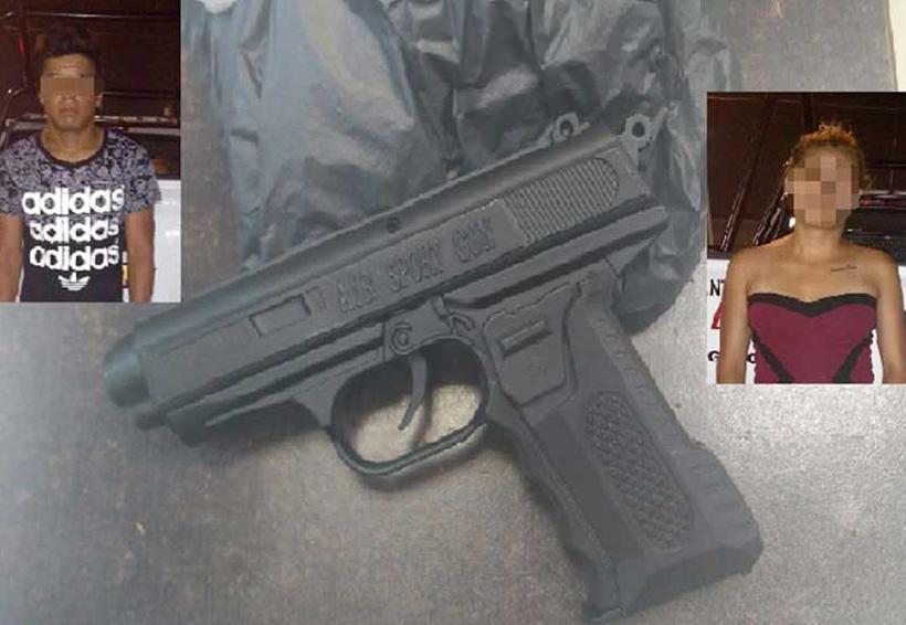 Con una pistola de juguete cometen un secuestro de verdad   El Imparcial de Oaxaca