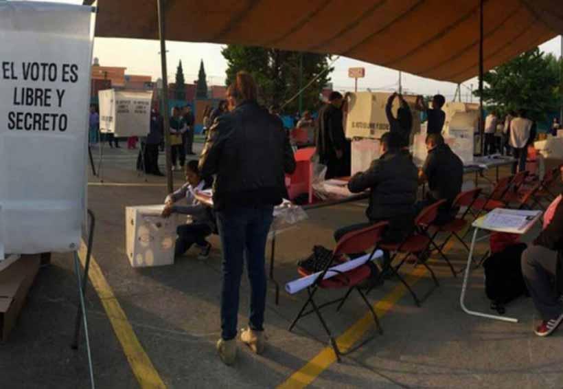 Inician comicios en el Edomex, Coahuila, Nayarit y Veracruz | El Imparcial de Oaxaca