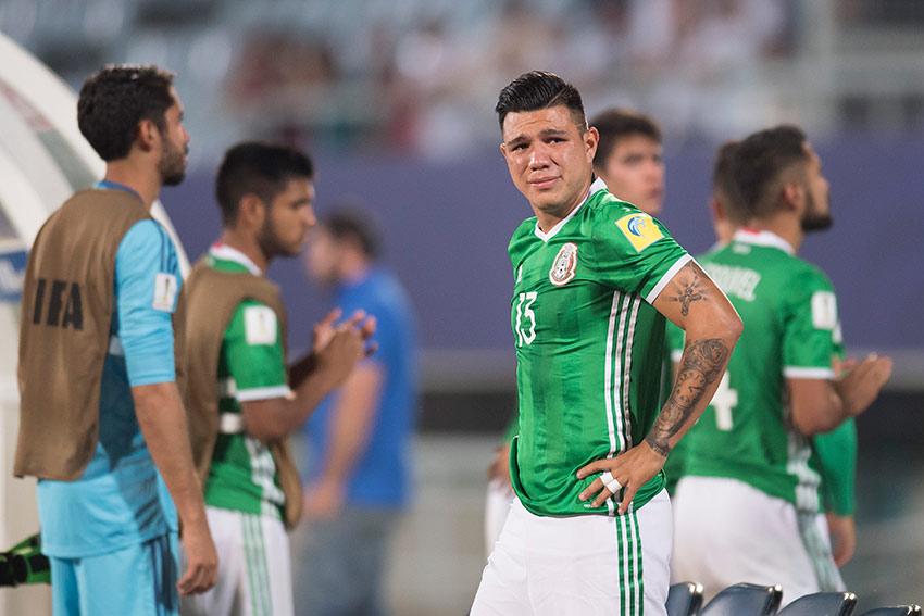 Inglaterra acaba con el sueño del Tri en el Mundial sub 20 | El Imparcial de Oaxaca