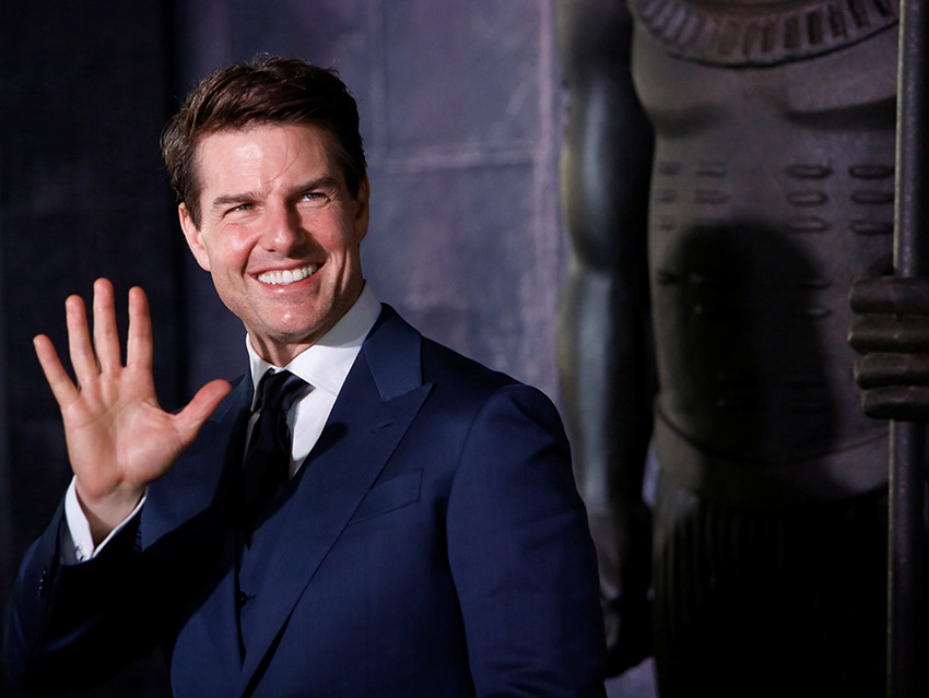 Tom Cruise se deja querer en México | El Imparcial de Oaxaca