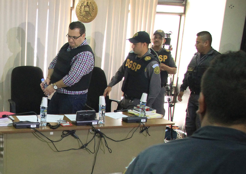 Este miércoles formaliza PGR solicitud para extraditar a Duarte | El Imparcial de Oaxaca