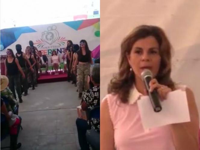 'Parecen sicarios': esposa del gobernador de Zacatecas a estudiantes   El Imparcial de Oaxaca