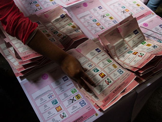 INE, a favor de apertura de paquetes electorales y recuento de votos   El Imparcial de Oaxaca
