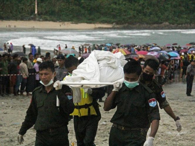 Recuperan 30 cadáveres de avión caído en Myanmar   El Imparcial de Oaxaca