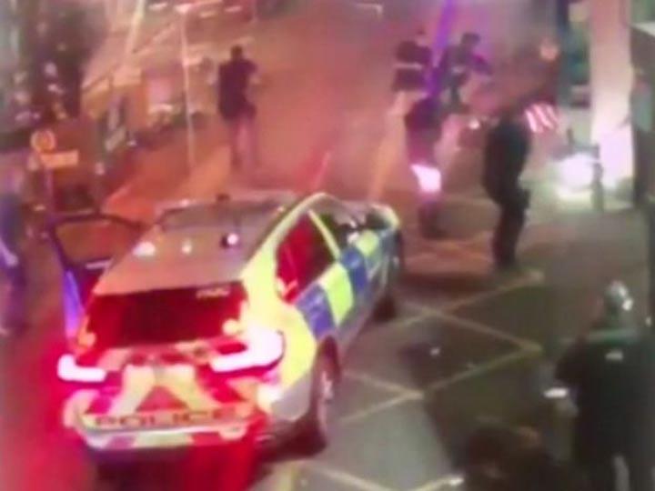 Video muestra policías enfrentar a los atacantes de Londres   El Imparcial de Oaxaca