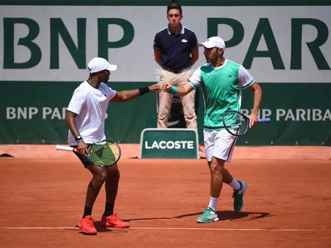 Mexicano Santiago González en la final de dobles de Roland Garros | El Imparcial de Oaxaca