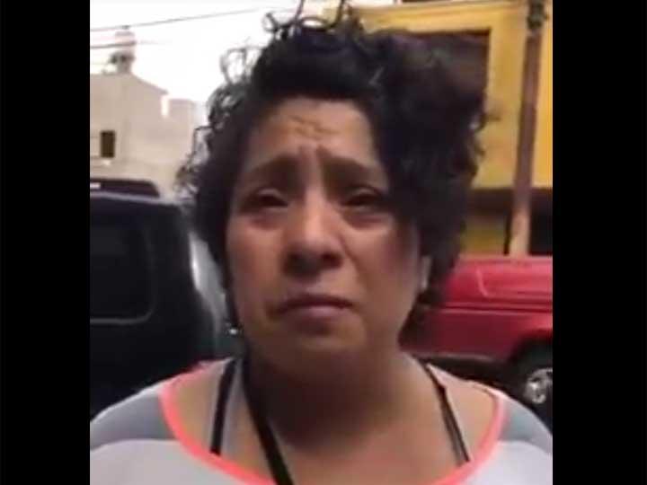 'Decían que estaba con el novio': madre de niña muerta en combi | El Imparcial de Oaxaca