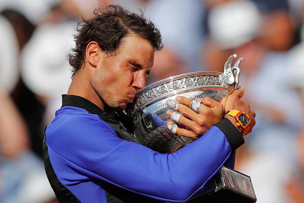 Nadal barre a Wawrinka y se convierte en el 'emperador' de Roland Garros | El Imparcial de Oaxaca