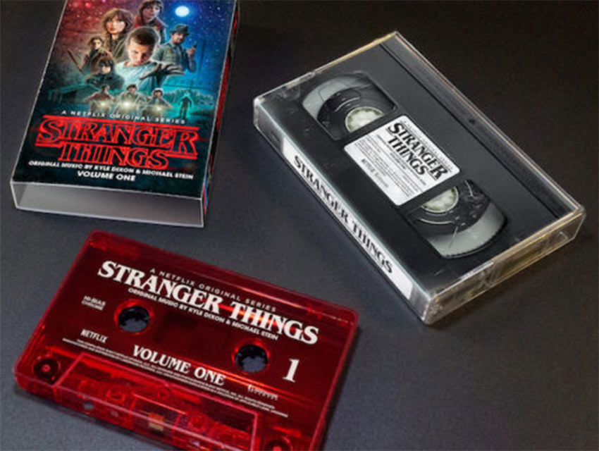 Saldrá el soundtrack de 'Stranger Things' en formato de cassette | El Imparcial de Oaxaca