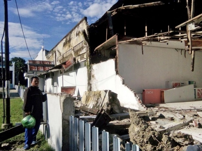 Fuerte sismo causa pánico en Indonesia | El Imparcial de Oaxaca