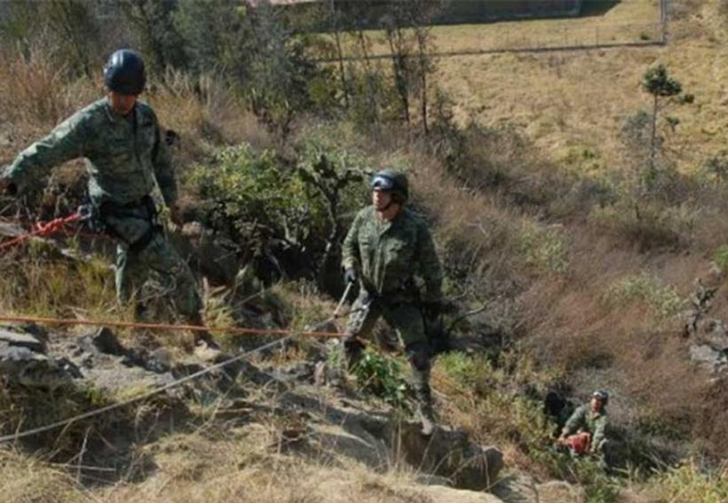 Localizan cuerpos de militares sepultados por alud en Guerrero | El Imparcial de Oaxaca