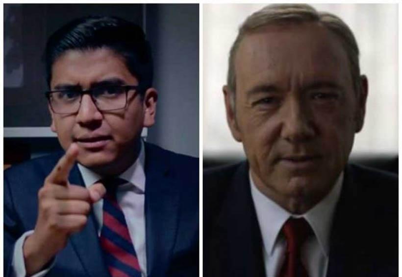 Video: Exalcalde en Tlaxcala piratea discurso de 'House of Cards' | El Imparcial de Oaxaca