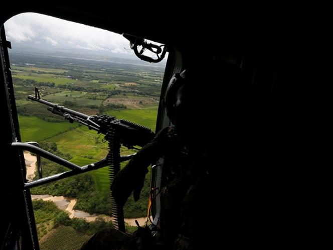 FARC entrega 30% más de armas a Misión de la ONU | El Imparcial de Oaxaca