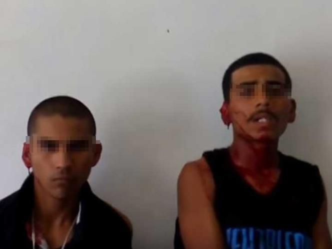 Justicieros les cortan las orejas a 2 jóvenes; uno era menor de edad | El Imparcial de Oaxaca