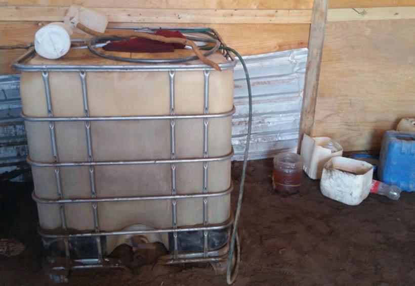 Detienen a dos huachicoleros con 21 mil litros de combustible | El Imparcial de Oaxaca
