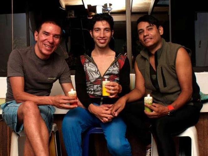 Tres hombres registran primera 'unión poliamorosa' de Colombia | El Imparcial de Oaxaca
