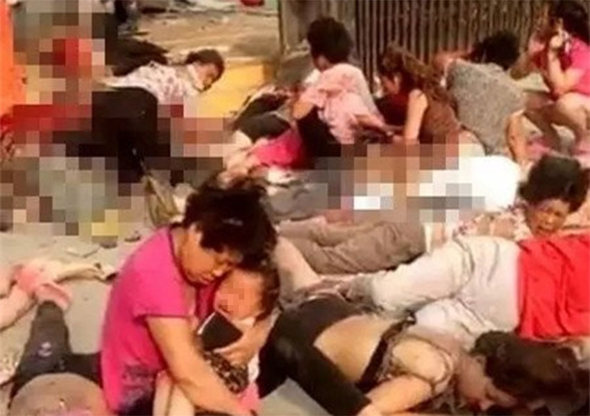 Siete muertos y 59 heridos tras explosión en guardería china | El Imparcial de Oaxaca
