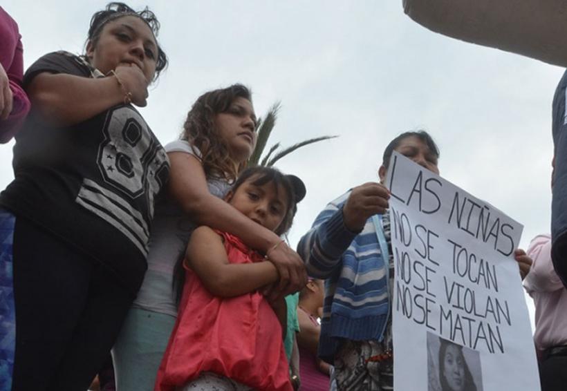 Suicidio, salida fácil de un cobarde: Papá de Valeria   El Imparcial de Oaxaca