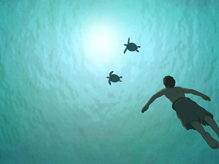 'La Tortuga Roja' de Studio Ghibli muestra la armonía con la naturaleza | El Imparcial de Oaxaca