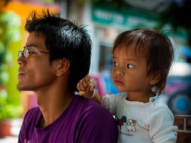Más de la mitad de los niños no juegan con su papá: Unicef | El Imparcial de Oaxaca