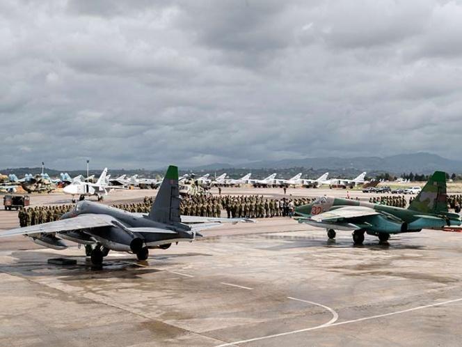 Rusia corta contactos con EU en Siria | El Imparcial de Oaxaca