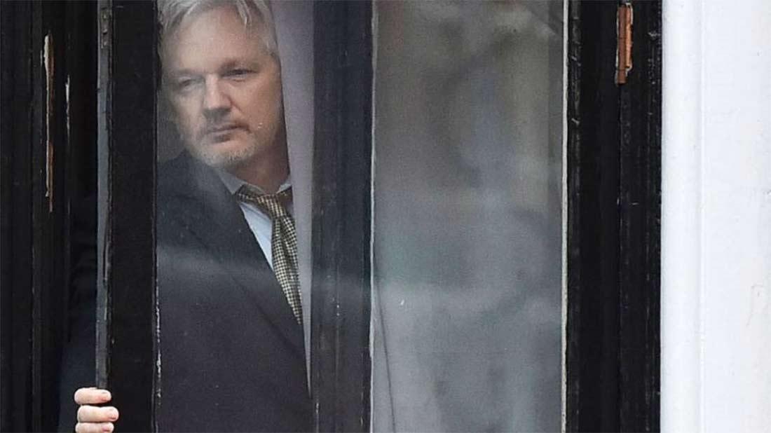 Assange se reunirá con autoridades británicas, a 5 años de su cautiverio   El Imparcial de Oaxaca