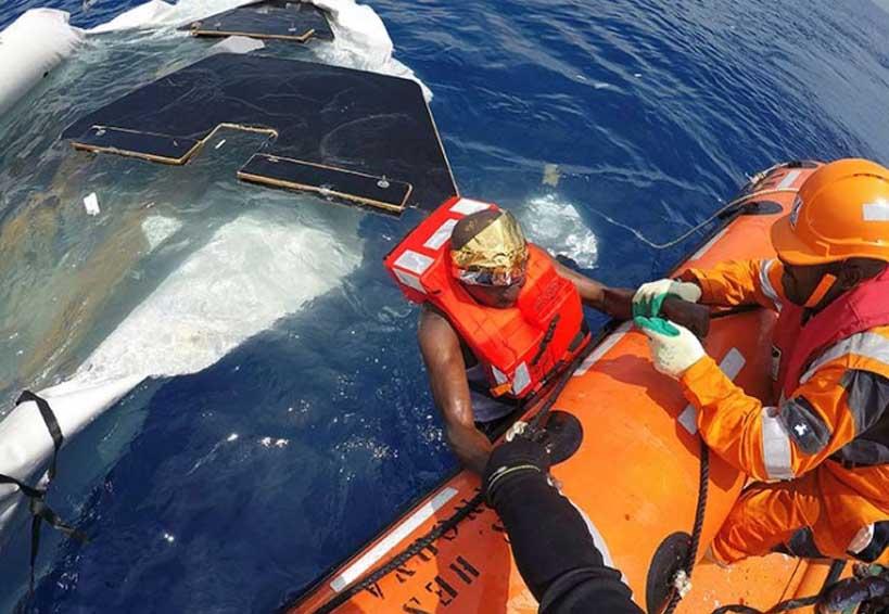 Mueren al menos 126 inmigrantes en el Mediterráneo | El Imparcial de Oaxaca