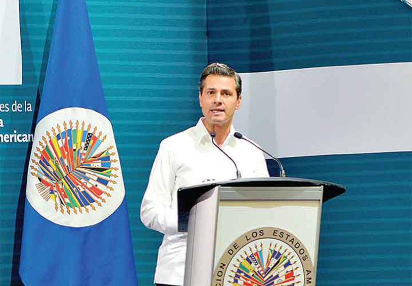 Se traba fallo contra Maduro; sin mayoría, resoluciones en la OEA | El Imparcial de Oaxaca