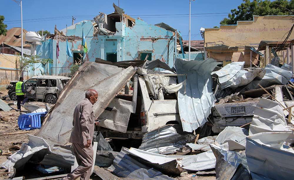 Atentado en Somalia deja al menos 17 muertos | El Imparcial de Oaxaca