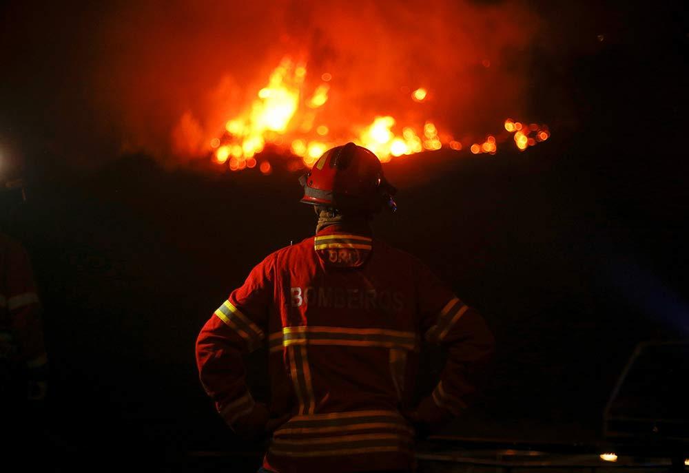 Incendio en Portugal sigue fuera de control; desalojan varias aldeas | El Imparcial de Oaxaca