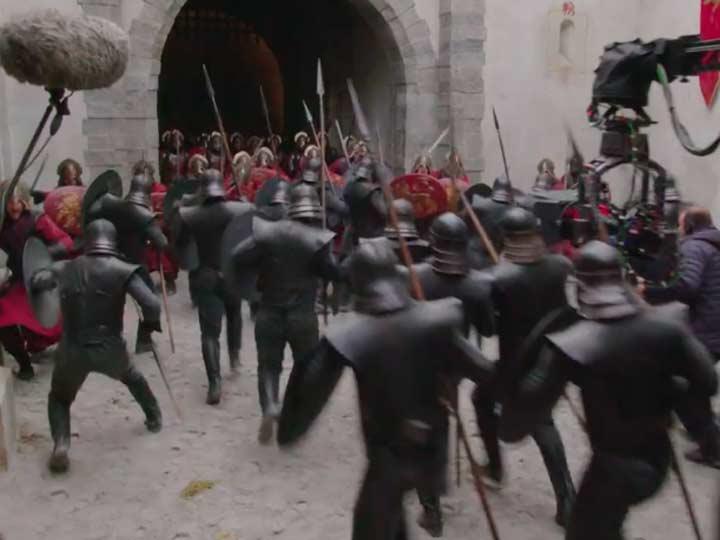 Video: Presentan detrás de cámaras de 'Game of Thrones' | El Imparcial de Oaxaca