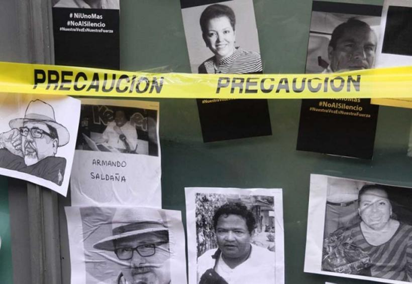 Sexenio de Calderón, con más sangre derramada de periodistas | El Imparcial de Oaxaca