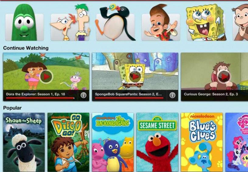 Netflix estrena contenidos interactivos para niños | El Imparcial de Oaxaca
