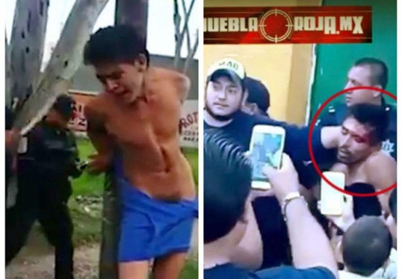 Video: Sigue cacería de 'ratas' en Puebla; 2 se salvan de ser linchados   El Imparcial de Oaxaca