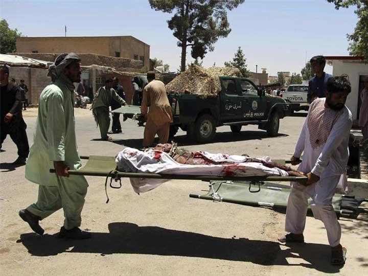 Mueren 29 personas en ataque con auto bomba, en Afganistán | El Imparcial de Oaxaca