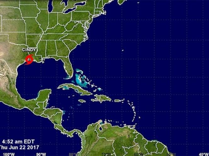 La tormenta Cindy llega a Luisiana; prevén que pierda fuerza | El Imparcial de Oaxaca